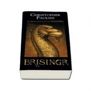 Brisingr. Al treilea volum din ciclul MOSTENIREA