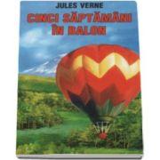 Jules Verne, Cinci saptamani in balon (Traducere de Ion Pas)
