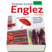 Dictionar ilustrat englez-roman. Pons - 75000 de notiuni, 3000 de imagini, pronuntie pentru fiecare cuvant
