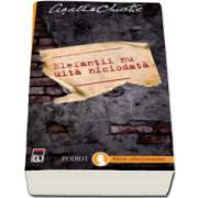 Agatha Christie, Elefantii nu uita niciodata - Editia colectionarului