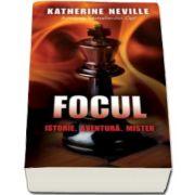 Katherine Neville, Focul. Colectia Carte de buzunar