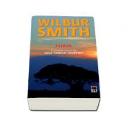 Furia - Volumul VI din saga Familiei Courtney (Wilbur Smith)