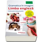 Limba Engleza - Gramatica in imagini. Pons - Noua metoda vizuala - A vedea si (in final) a intelege. Oricine poate invata gramatica