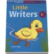 Louis Fidge, Little Writers level C - Macmillan English Handwriting