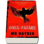 Mo Hayder, Omul - pasare - Carte de buzunar