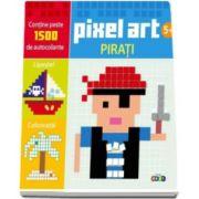 Pirati. Pixel Art - Contine peste 1500 de autocolante
