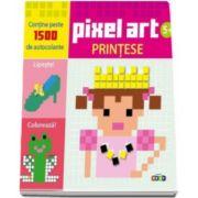 Printese. Pixel Art - Contine peste 1500 de autocolante