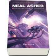 Neal Asher, Razboi in zona de separatie. Continuarea aventurilor din Agentul Cormac