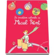 Antoine de Saint Exupery - Sa invatam culorile cu Micul Print - Carte de activitati