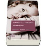 Svetlana Aleksievici, Ultimii martori