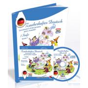 Zauberhaftes Deutsch - Comunicare in limba germana pentru incepatori - Contine CD cu soft educational