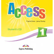 Virginia Evans - Access 1 Students CD. Curs de limba engleza, nivel Beginner A1