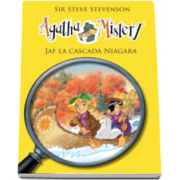Steve Stevenson, Agatha Mistery - Jaf la cascada Niagara