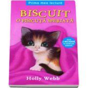 Biscuit, o pisicuta speriata (Holly Webb)