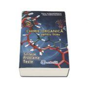 Culegere de chimie organica clasele X-XI-XII - Sinteze - Probleme - Teste