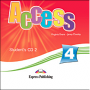 Virginia Evans, Curs de limba engleza Access 4 - Students audio CD 2 (Intermediate B1)