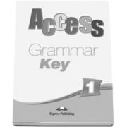 Curs limba engleza Access 1 Grammar Key Beginner (A1) - Virginia Evans si Jenny Dooley