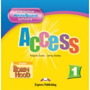 Curs limba engleza Access 1. Soft pentru tabla interactiva Beginner (A1) - Virginia Evans si Jenny Dooley