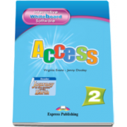 Curs limba engleza Access 2 Elementary A2 - Soft pentru tabla interactiva (Interactive Whiteboard Software) - Virginia Evans si Jenny Dooley