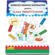 Diana Rotaru, Exercitii grafice distractive pentru clasa pregatitoare (6-7 ani)