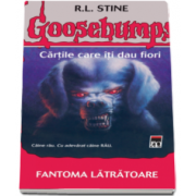 R. L. Stine, Fantoma latratoare - Carte de buzunar