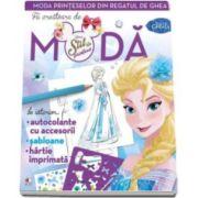 Disney, Fii creatoare de moda - Moda printeselor din Regatul de Gheata