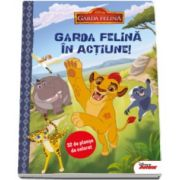 Garda felina in actiune - 32 de planse de colorat. Colectia Disney