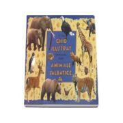 Animale salbatice - ghid ilustrat
