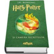 J. K. Rowling, Harry Potter si camera secretelor. Volumul II
