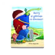 Harry si galetusa cu dinozauri