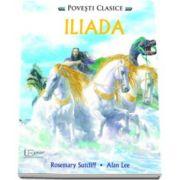 Rosemary Sutcliff, Iliada - Cu ilustratii de Alan Lee