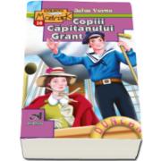 Jules Verne - Copiii Capitanului Grant. Editie completa
