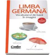 Limba germana - Vocabularul de baza in imagini cu transcriere fonetica