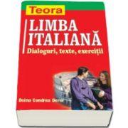 Doina Derer - Limba Italiana - Dialoguri, texte, exercitii