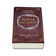 """Magia lui Daja -Volumul III din seria """"Cercul de magie"""""""