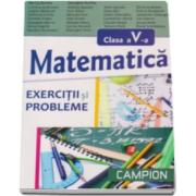 Matematica pentru clasa a V-a. Exercitii si probleme - Marius Burtea si Georgeta Burtea