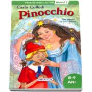 Pinocchio - Carlo Collodi, nivelul 2 - Colectia Primele mele lecturi (8-9 ani)