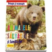 Diana Rotaru, Priveste si recunoaste animalele salbatice si familia lor