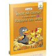 Ratusca cea urata - Invat sa citesc in limba engleza nivelul 1