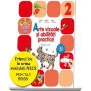 Arte vizuale si abilitati practice. Manual pentru clasa a II-a, semestrul II - Contine editie digitala (Cristina Rizea)