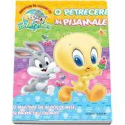 Looney Tunes Baby, Aventuri in culori - O petrecere in pijamale