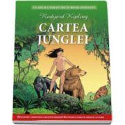 Rudyard Kipling, Cartea Junglei. Colecti, clasicii literaturii in benzi desenate
