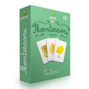 Montessori, Clasificare - Culori