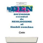 Dictionar esential de neologisme al limbii romane (Monica Mihaela Busuioc)