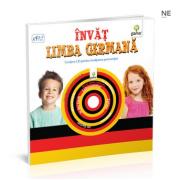 Invat limba germana - pentru varstele 3-7 ani. Contine CD