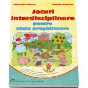Jocuri interdisciplinare pentru clasa pregatitoare - Colectia Leo te invata - Editia 2016 - Alexandra Manea si Claudia Matache