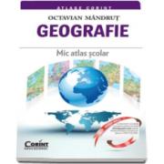 Octavian Mandrut, Mic atlas scolar. Geografie