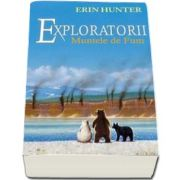 Erin Hunter, Muntele de fum. Exploratorii - Volumul III