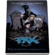 Dasso Saldivar, Pax - Razbunarea strigoiului