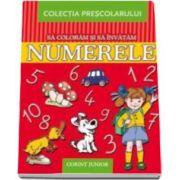 Sa coloram si sa invatam numerele - Colectia prescolarului